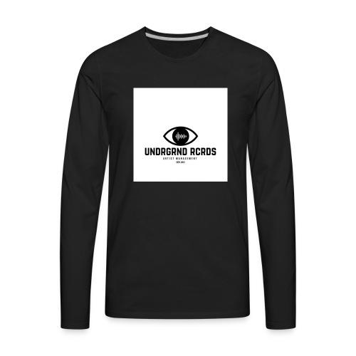 underground establishment - Men's Premium Long Sleeve T-Shirt
