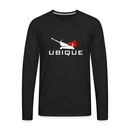 Ubique - Men's Premium Long Sleeve T-Shirt