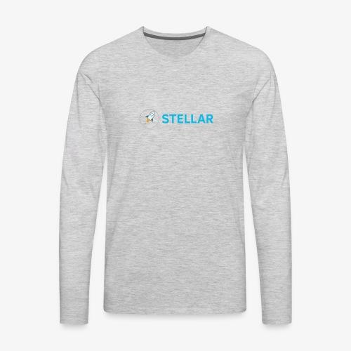 Stellar - Men's Premium Long Sleeve T-Shirt