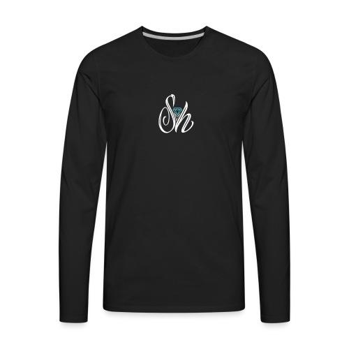 Street Holdens Logo - Men's Premium Long Sleeve T-Shirt