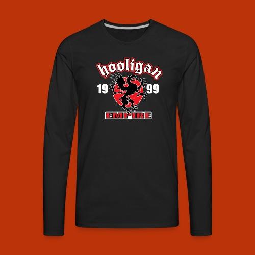 United Hooligan - Men's Premium Long Sleeve T-Shirt