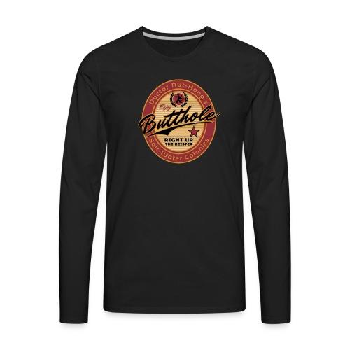 Nut-Hong's Colonics - Men's Premium Long Sleeve T-Shirt