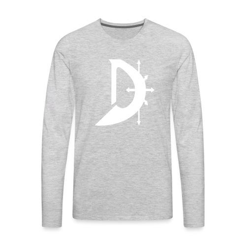 Mark of Dave T-Shirt - Men's Premium Long Sleeve T-Shirt