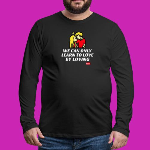 Loving - Men's Premium Long Sleeve T-Shirt