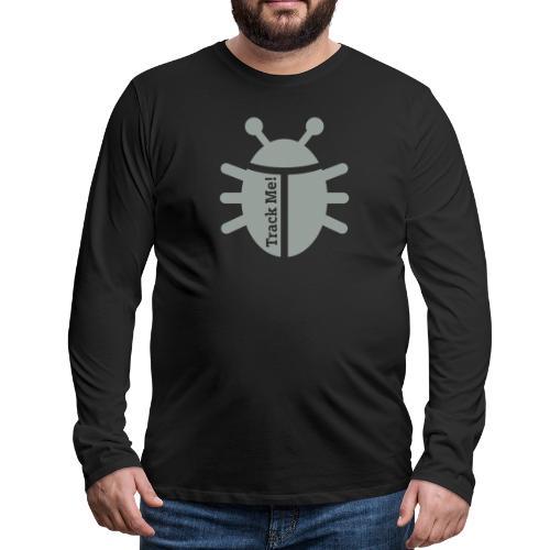 Tracking Bug - Men's Premium Long Sleeve T-Shirt