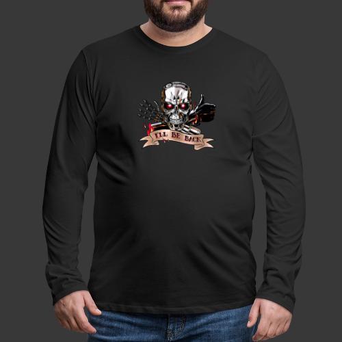 Terminator Universe - Men's Premium Long Sleeve T-Shirt