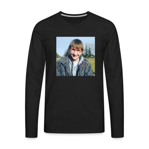 Xavr Approves - Men's Premium Long Sleeve T-Shirt