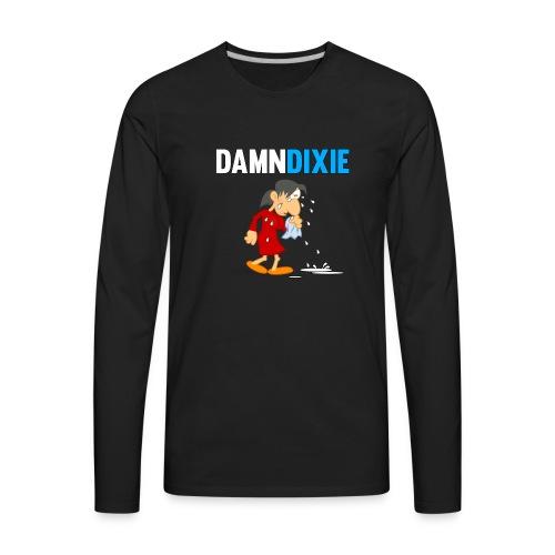 Damn Dixie - Men's Premium Long Sleeve T-Shirt
