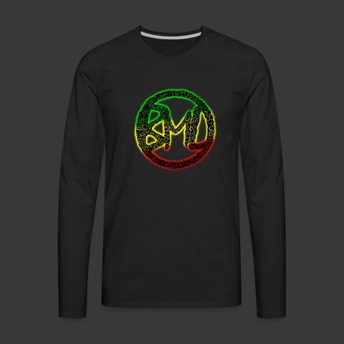 BigMikeLives Logo 2016 - Men's Premium Long Sleeve T-Shirt