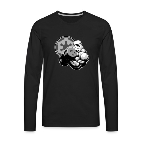 The Empire Gym - Men's Premium Long Sleeve T-Shirt