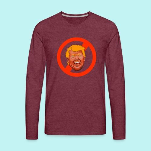 Dump Trump - Men's Premium Long Sleeve T-Shirt