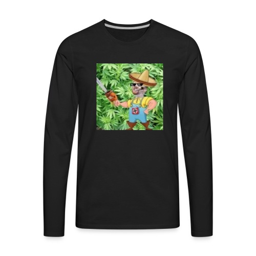 momothefarming - Men's Premium Long Sleeve T-Shirt