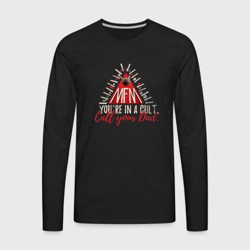 My Favorite Murder - Men's Premium Long Sleeve T-Shirt