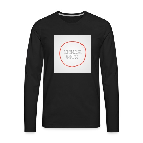 20161204_203418 - Men's Premium Long Sleeve T-Shirt