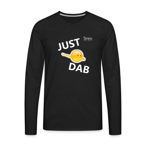 Just Dab - Men's Premium Long Sleeve T-Shirt