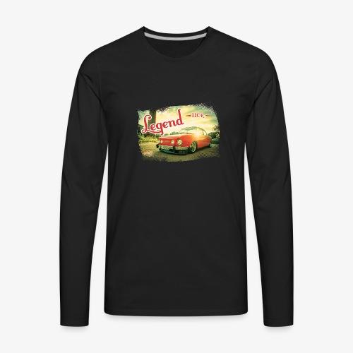 Legend 100R - Men's Premium Long Sleeve T-Shirt