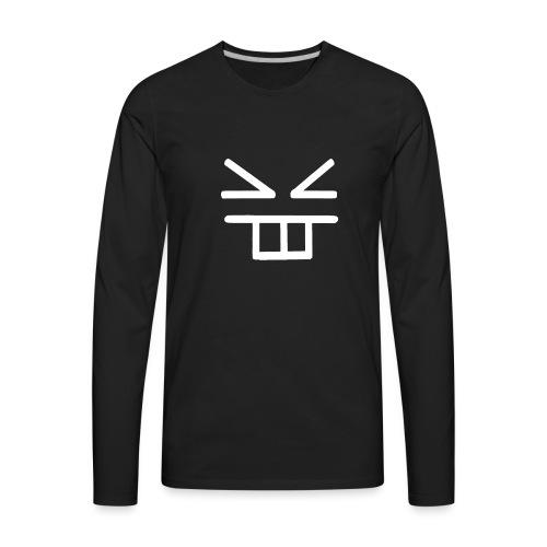 Sid White - Men's Premium Long Sleeve T-Shirt