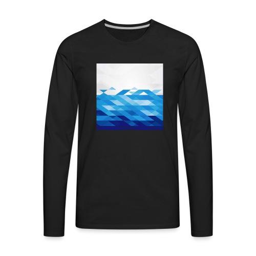 cool stuff phone case - Men's Premium Long Sleeve T-Shirt