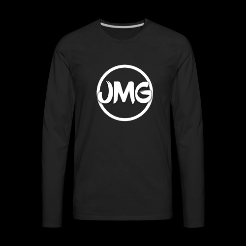 Womens JMG Hoodie - Men's Premium Long Sleeve T-Shirt