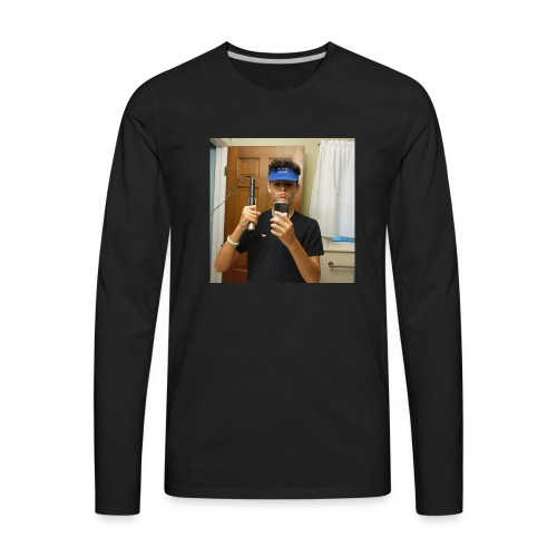 Wonderfvl - Men's Premium Long Sleeve T-Shirt