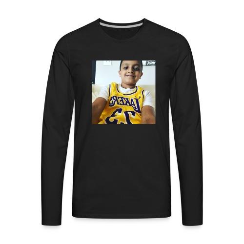 Harry Singh - Men's Premium Long Sleeve T-Shirt