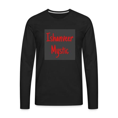 Ishanveer mystic - Men's Premium Long Sleeve T-Shirt