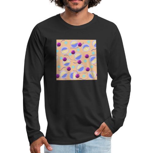 lovely cosmos - Men's Premium Long Sleeve T-Shirt