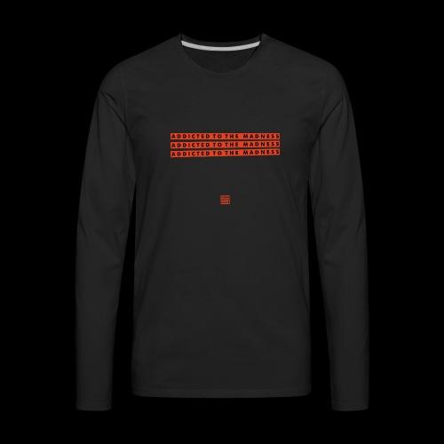 Silva Hound Addict 1 - Men's Premium Long Sleeve T-Shirt
