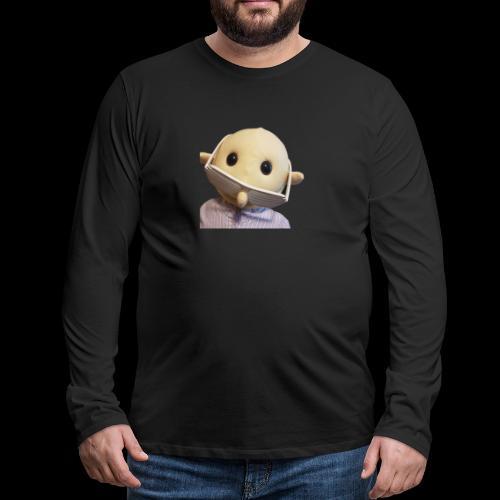 Mr Nobody! - Men's Premium Long Sleeve T-Shirt