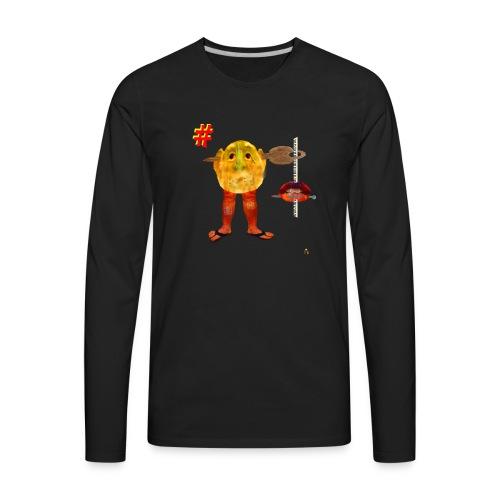 Bad Dream - Men's Premium Long Sleeve T-Shirt