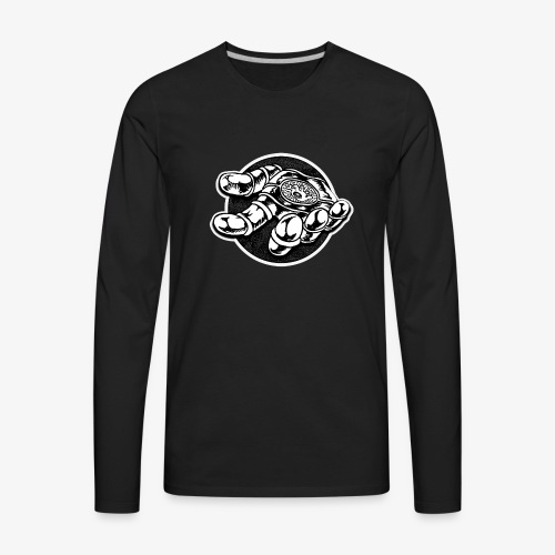 SuperHero - Men's Premium Long Sleeve T-Shirt