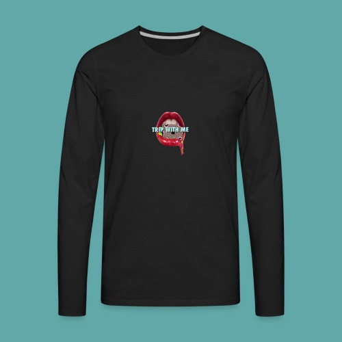 TRIP WITH ME - Men's Premium Long Sleeve T-Shirt