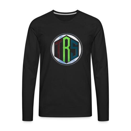Three Ribbon Studios Crew - Men's Premium Long Sleeve T-Shirt