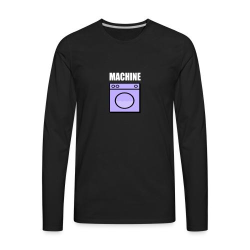 MACHINE - Men's Premium Long Sleeve T-Shirt