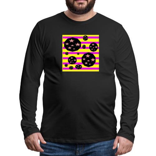 Lovely Astronomy - Men's Premium Long Sleeve T-Shirt
