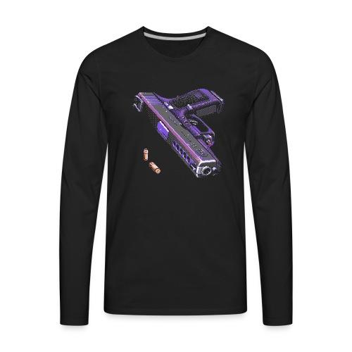 Gun - Men's Premium Long Sleeve T-Shirt