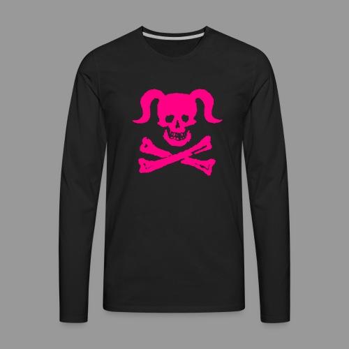 Dirty Girly - Men's Premium Long Sleeve T-Shirt