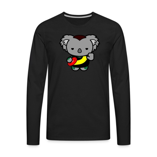 Dustin Martin - Men's Premium Long Sleeve T-Shirt
