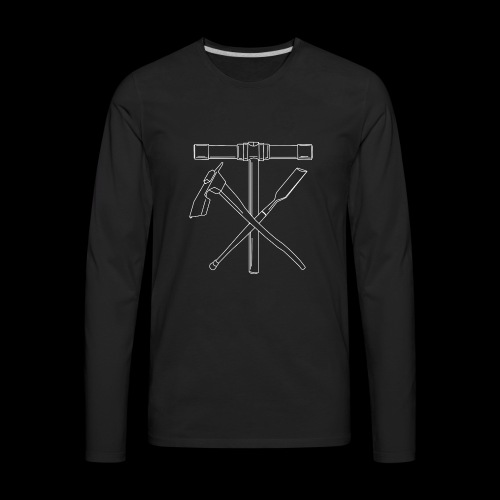 Shipwright Tools - Men's Premium Long Sleeve T-Shirt