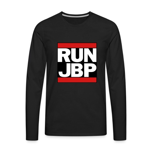 RUN JBP - Men's Premium Long Sleeve T-Shirt
