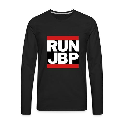 RUN JBP - Men's Premium Long Sleeve T-Shirt