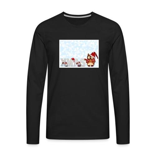 xmas - Men's Premium Long Sleeve T-Shirt