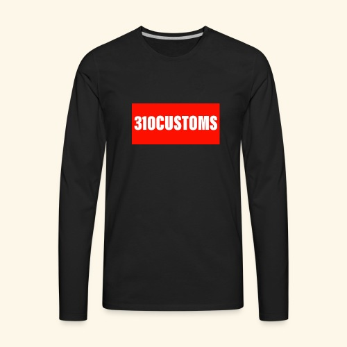 310customs - Men's Premium Long Sleeve T-Shirt