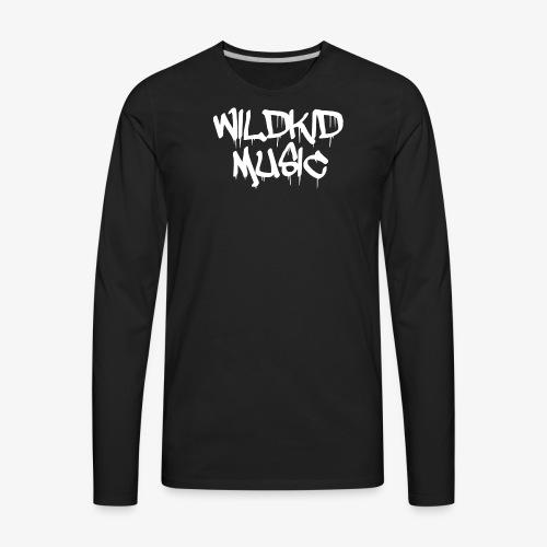 WILDKIDMUSIC - Men's Premium Long Sleeve T-Shirt