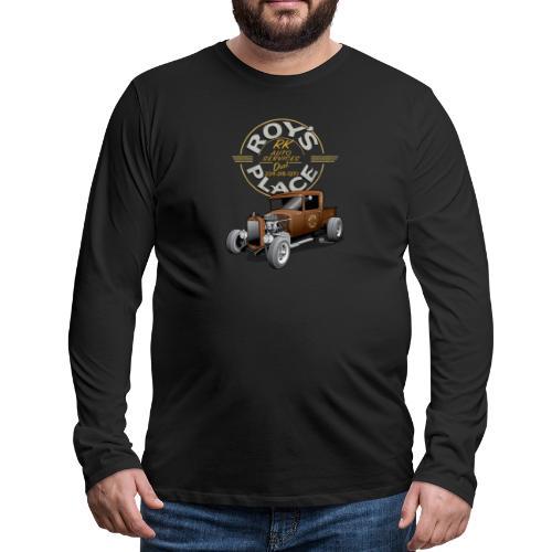RoysRodDesign052319_4000 - Men's Premium Long Sleeve T-Shirt