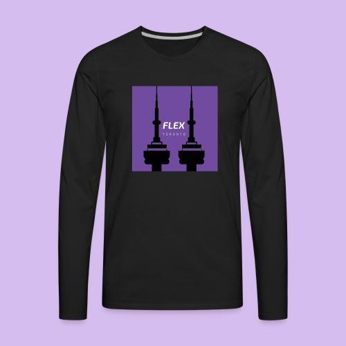 Special edition Flex Toronto - Men's Premium Long Sleeve T-Shirt