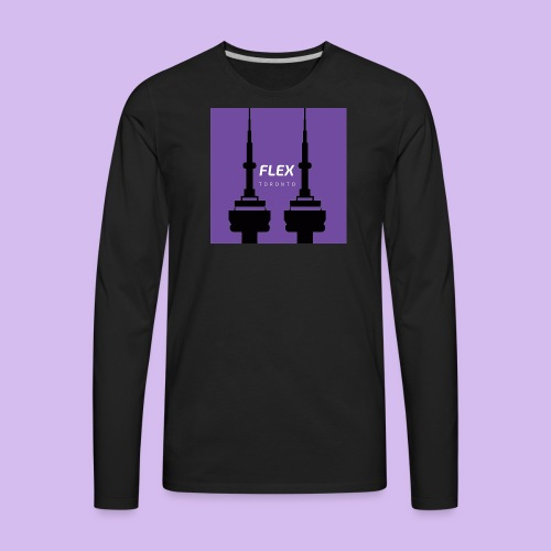 Special edition Flex Toronto - Men's Premium Long Sleeve T-Shirt