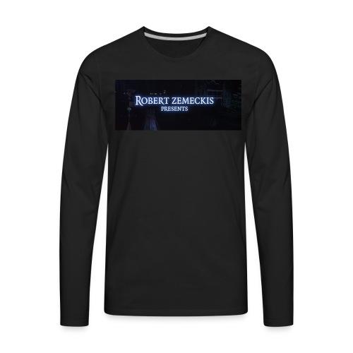 Robert Zem - Men's Premium Long Sleeve T-Shirt