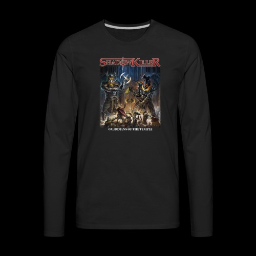GuardiansOfTheTemple t shirt - Men's Premium Long Sleeve T-Shirt