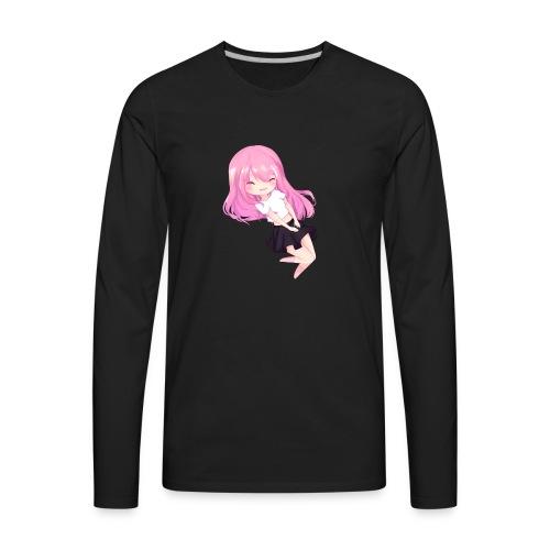 EllaAxillaMerchandise - Men's Premium Long Sleeve T-Shirt